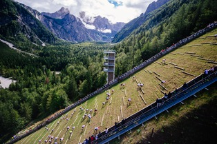 Courchevel : Red Bull 400