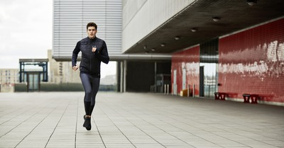 Skins - collant DNAmic Thermal Windproof