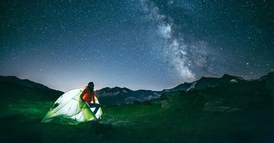 Test Privé - Tente Camp