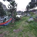 Lundibivy au lac achard