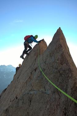 'Corda Molla' ridge