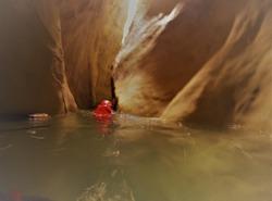 Canyon  Oscuros de Balcez