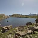 Sortie Lac de la Fache