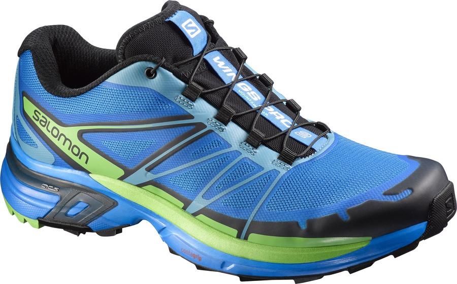 Test Salomon Authentic LTR CS WP 2016 : chaussure de marche