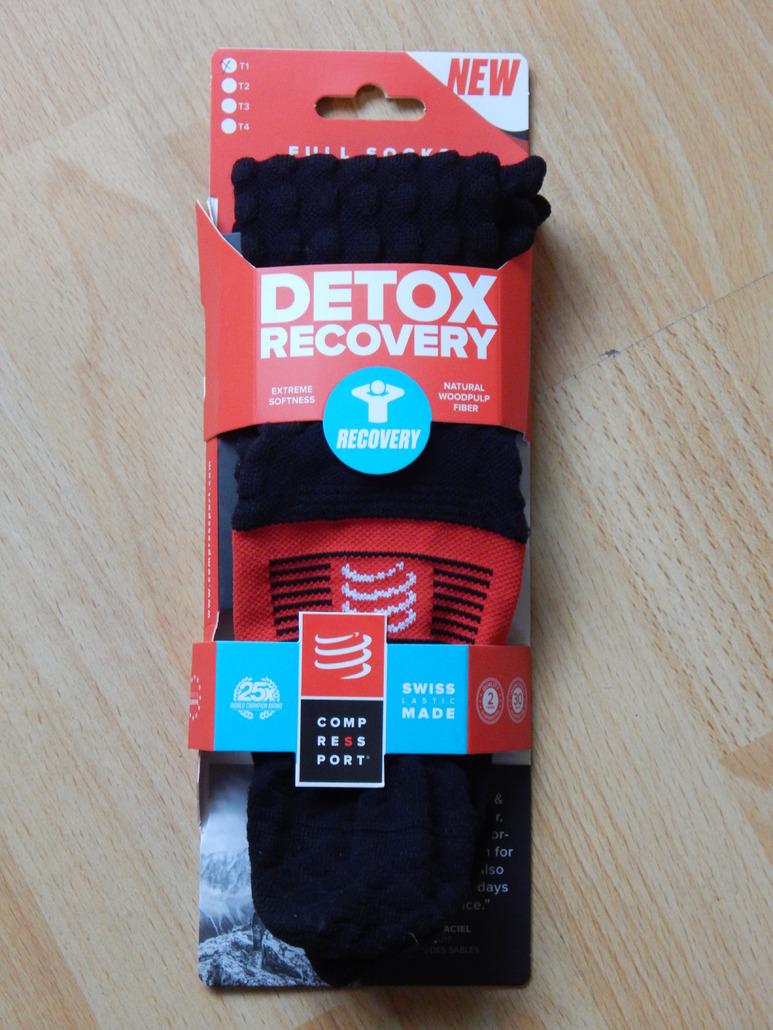 Compressport Fullsocks Detox