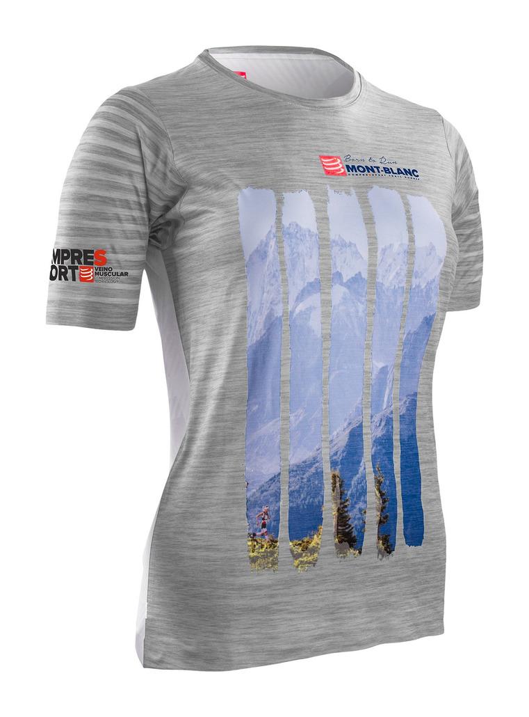 Compressport training t shirt