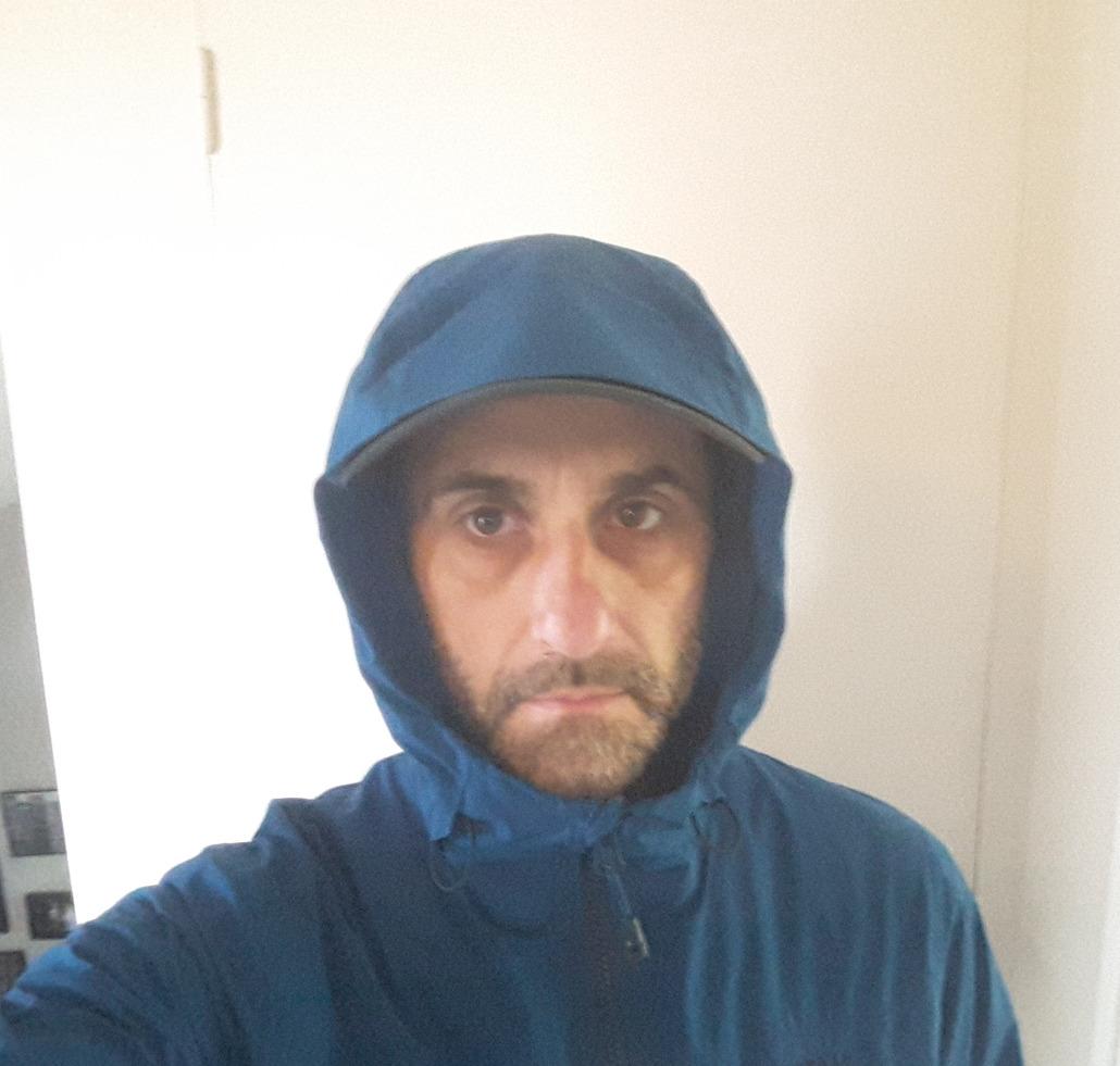 Mountain Hardwear Stretch Ozonic Nightfall Blue