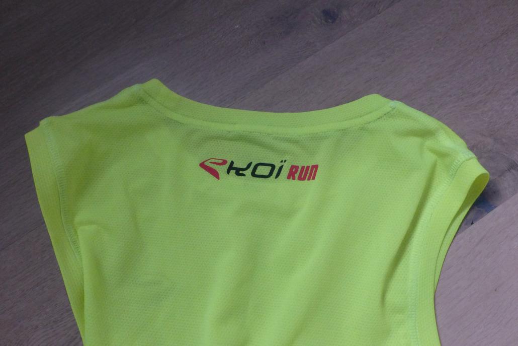 ekoi t-shirt RUN fresh
