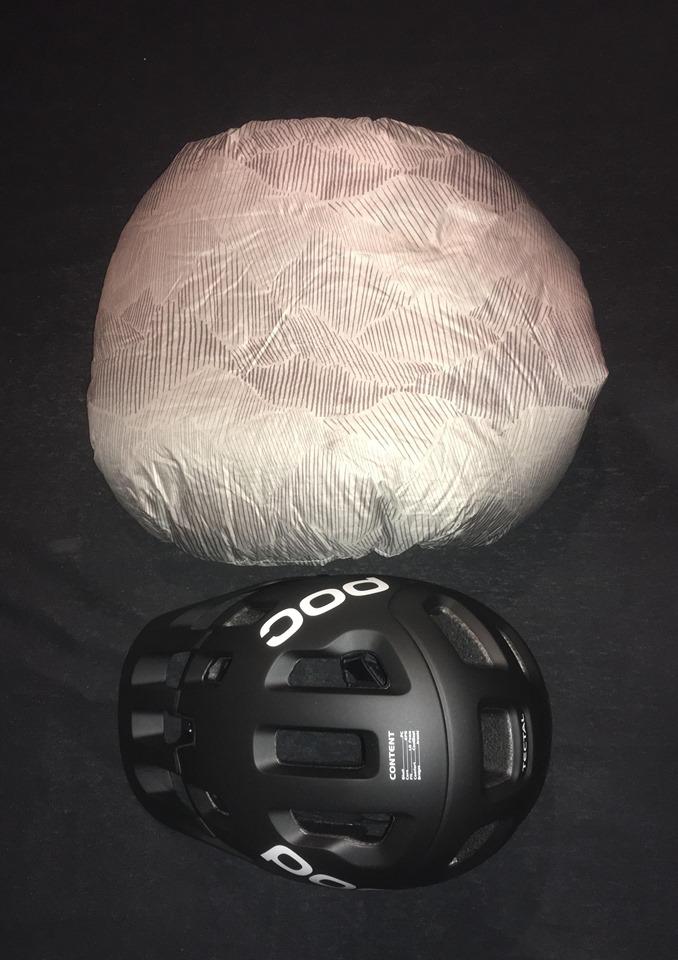 Therm-a-rest duvet down pillow