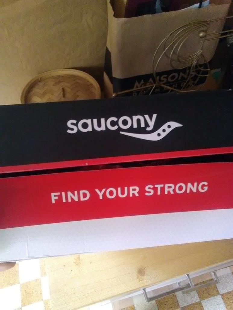 Saucony Peregrine 8.0