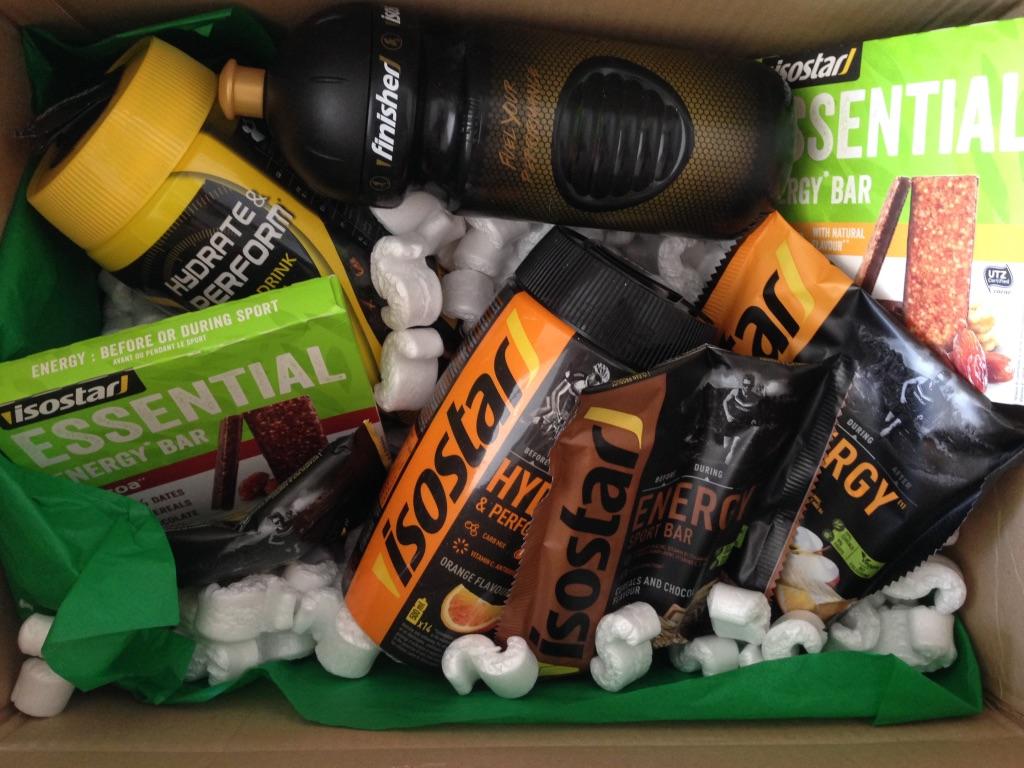 Isostar Pack Nutrition