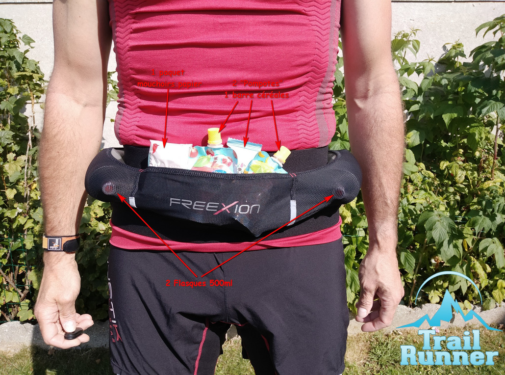 Freexion X-pert belt