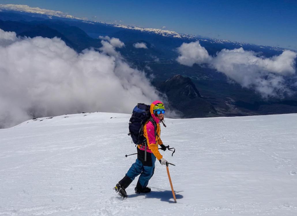 Simond Veste alpi light lady