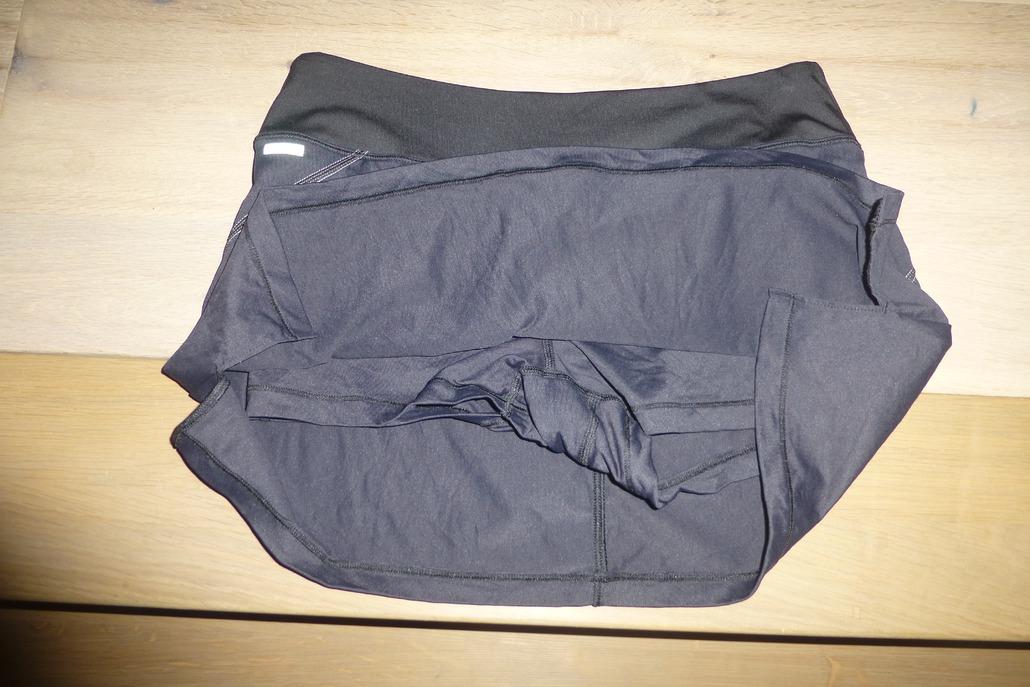 LOLE jupe short noire