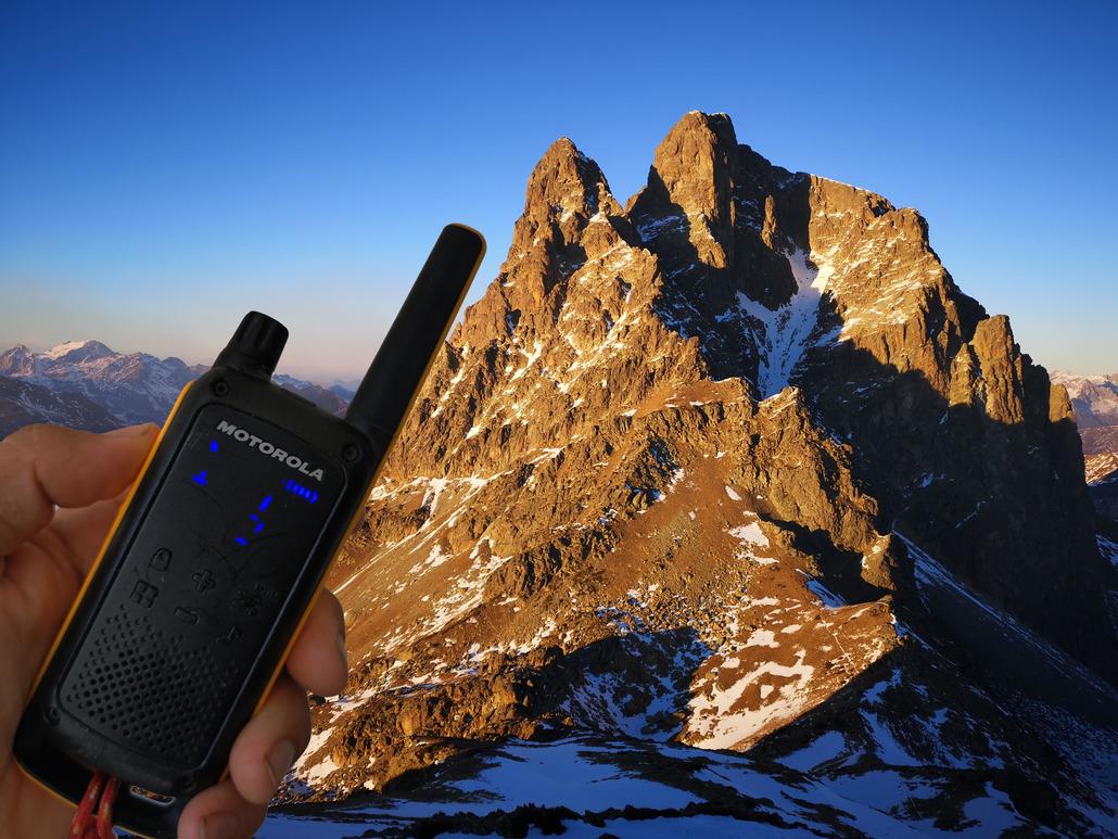 Motorola T82 extrème