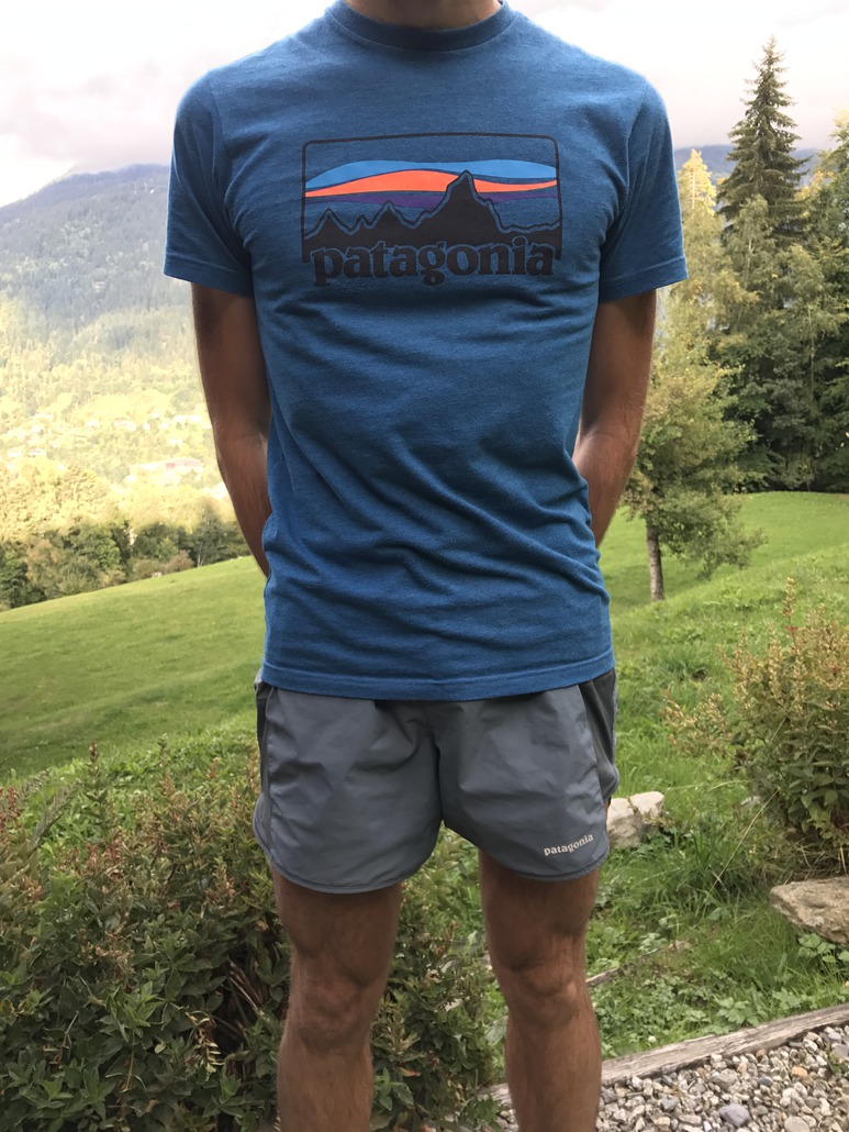 Patagonia Strider Pro Short
