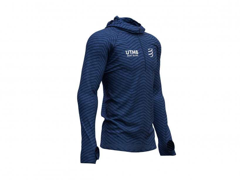 Compressport Ultra Trail Racing Hoodie UTMB
