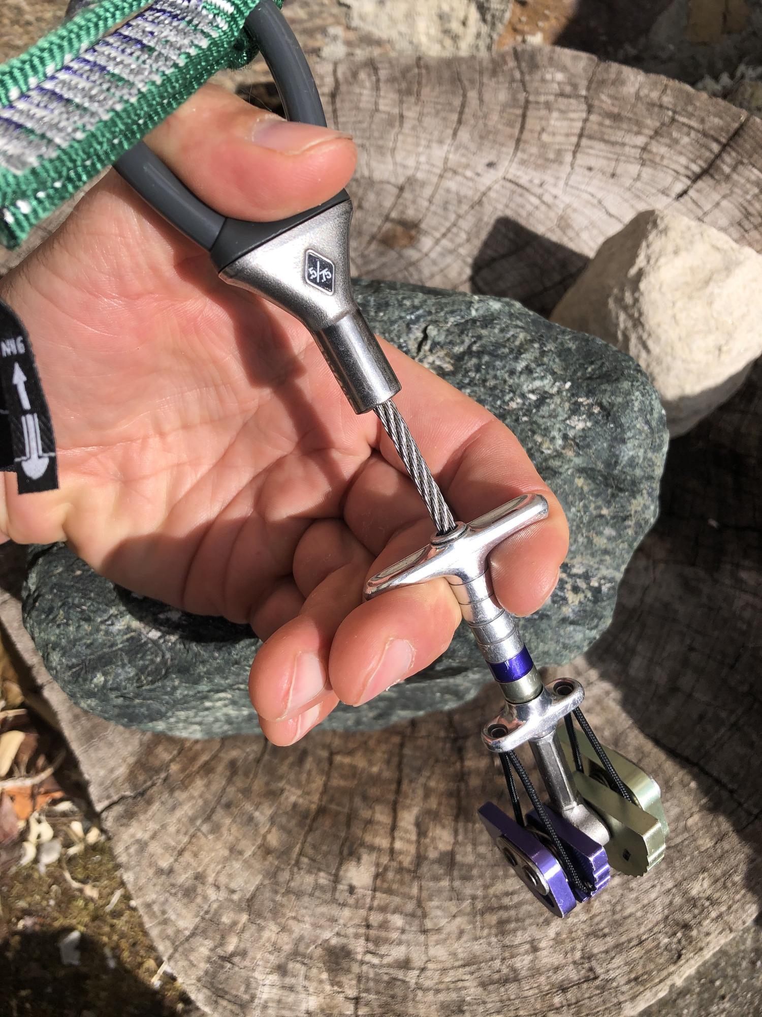 Black Diamond Camalot X4 offset