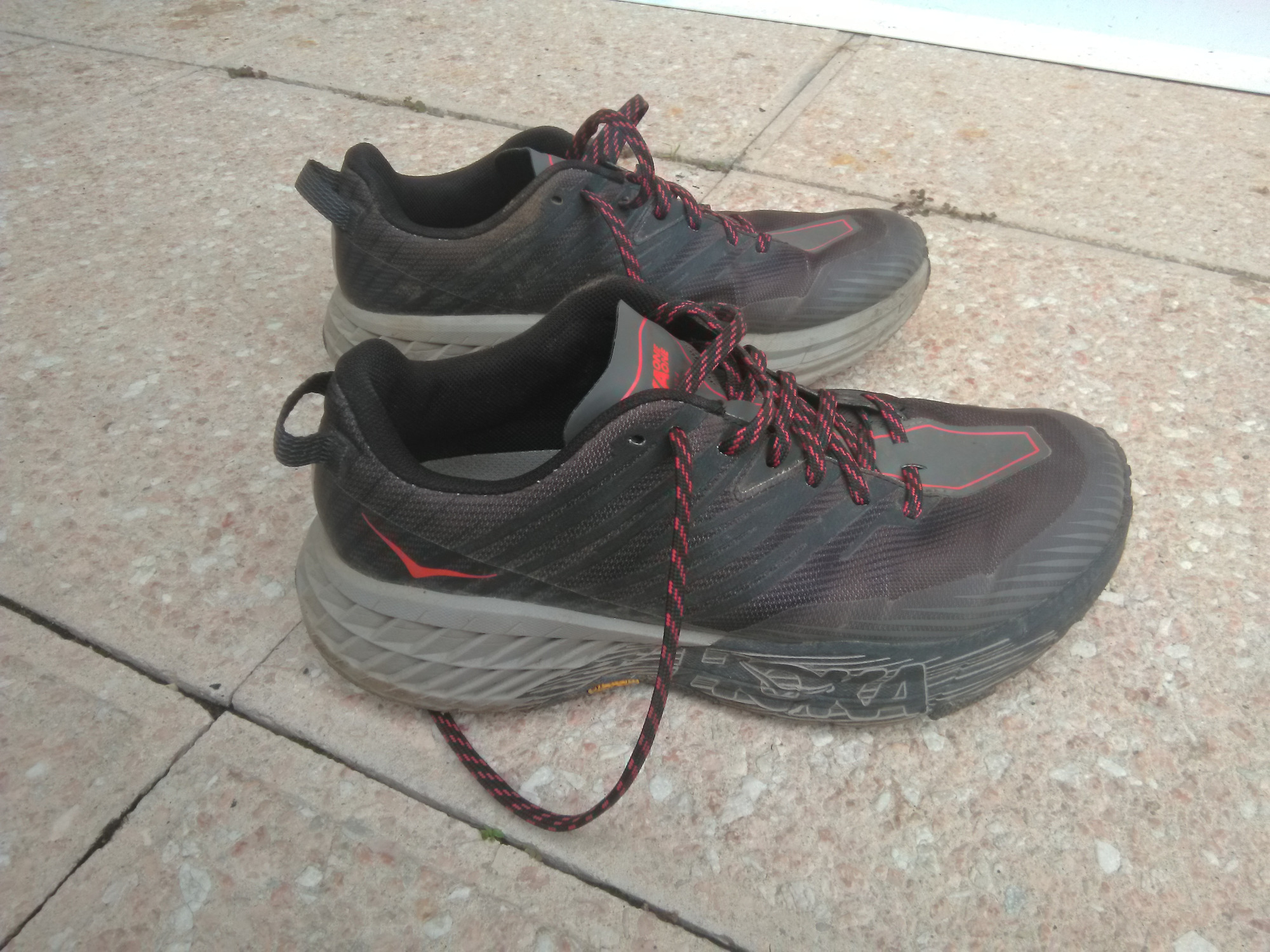 Hoka One One Speedgoat 4 Wide Fit