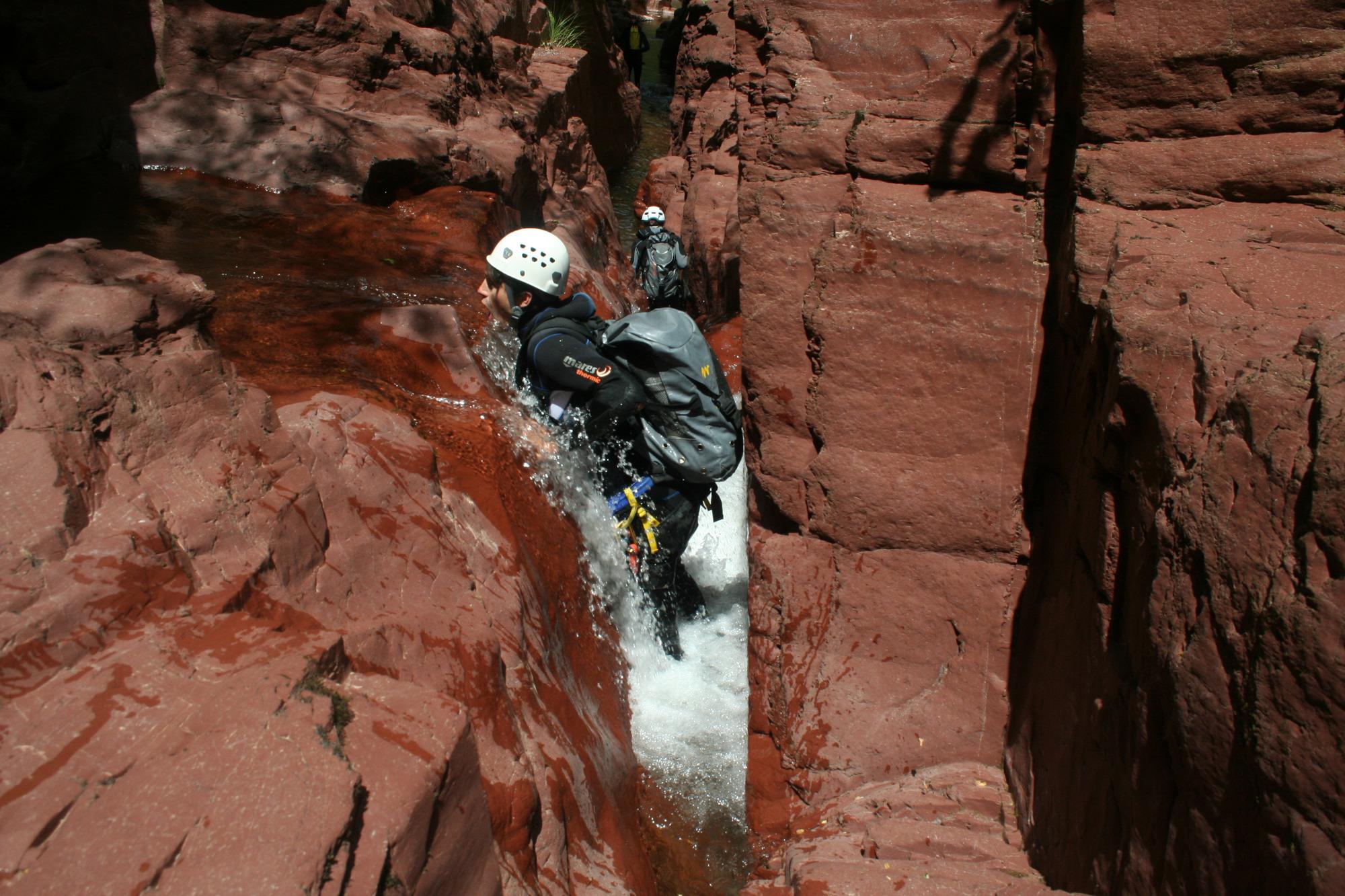 Quechua Canyon 40L