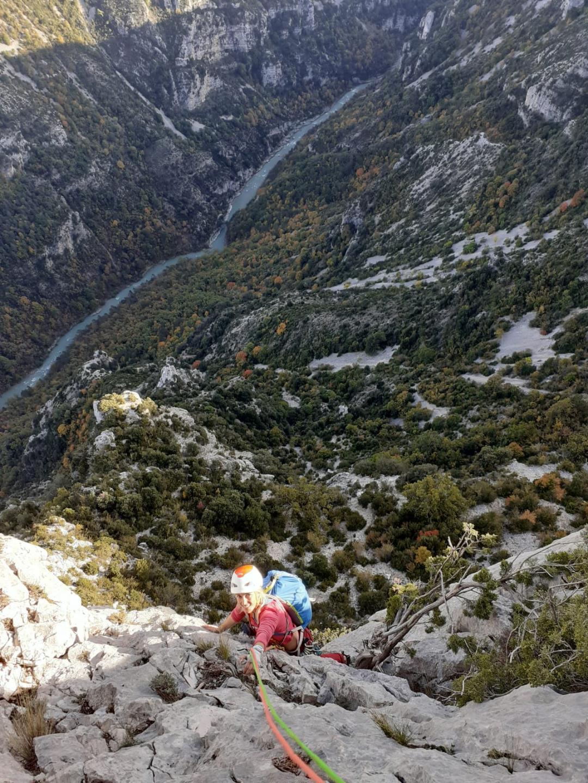 Décathlon cliff 20 II