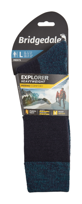 BRIDGEDALE Explorer HW