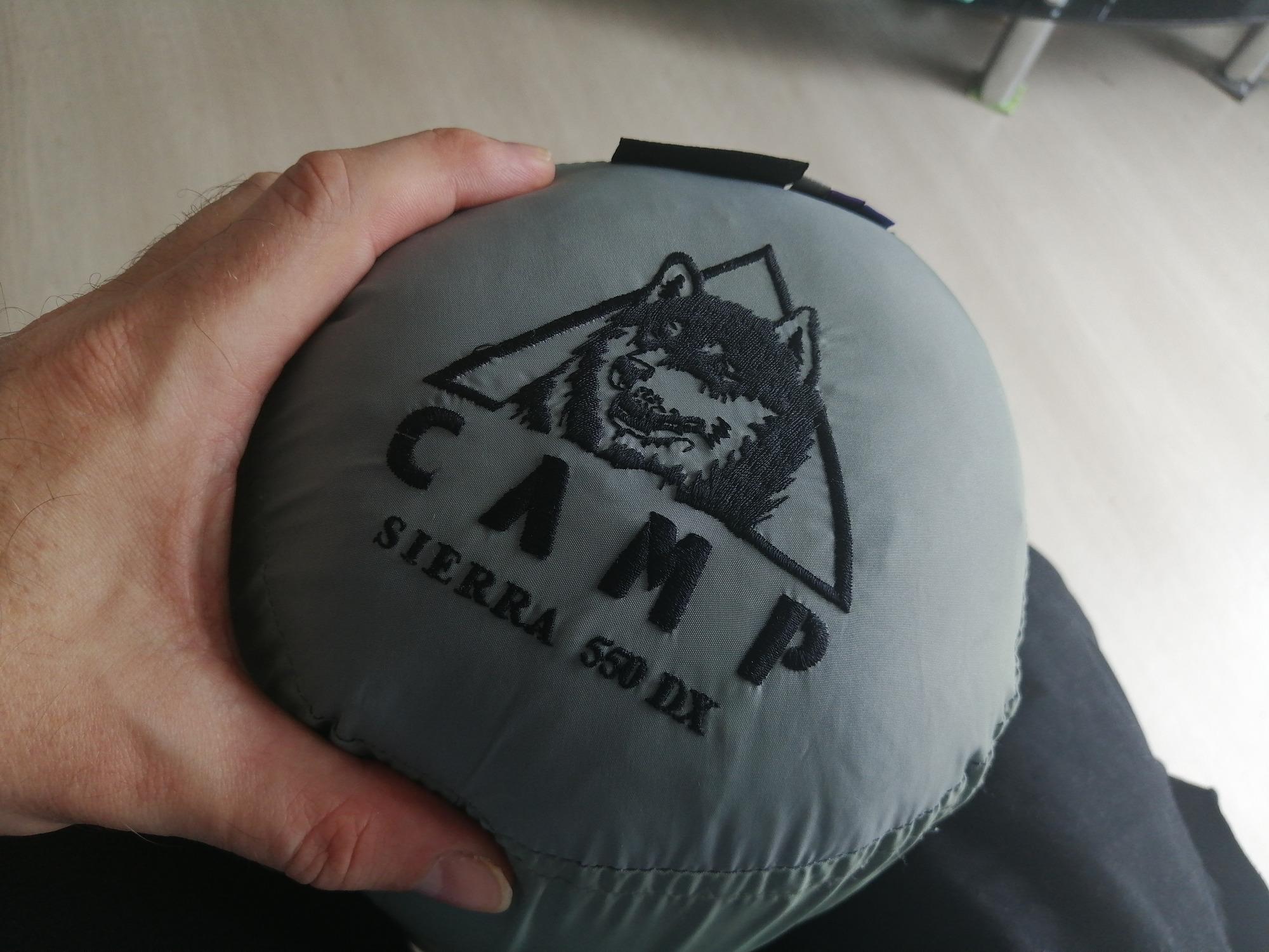 Camp Sierra 550dx