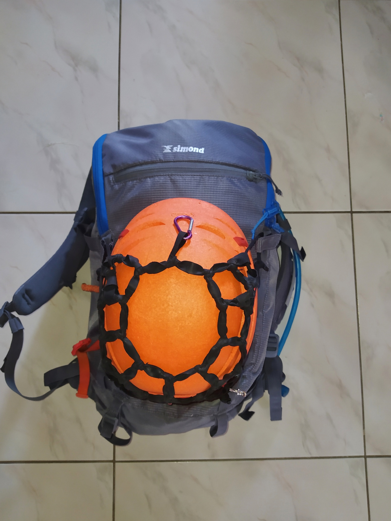 Simond Alpinism 22
