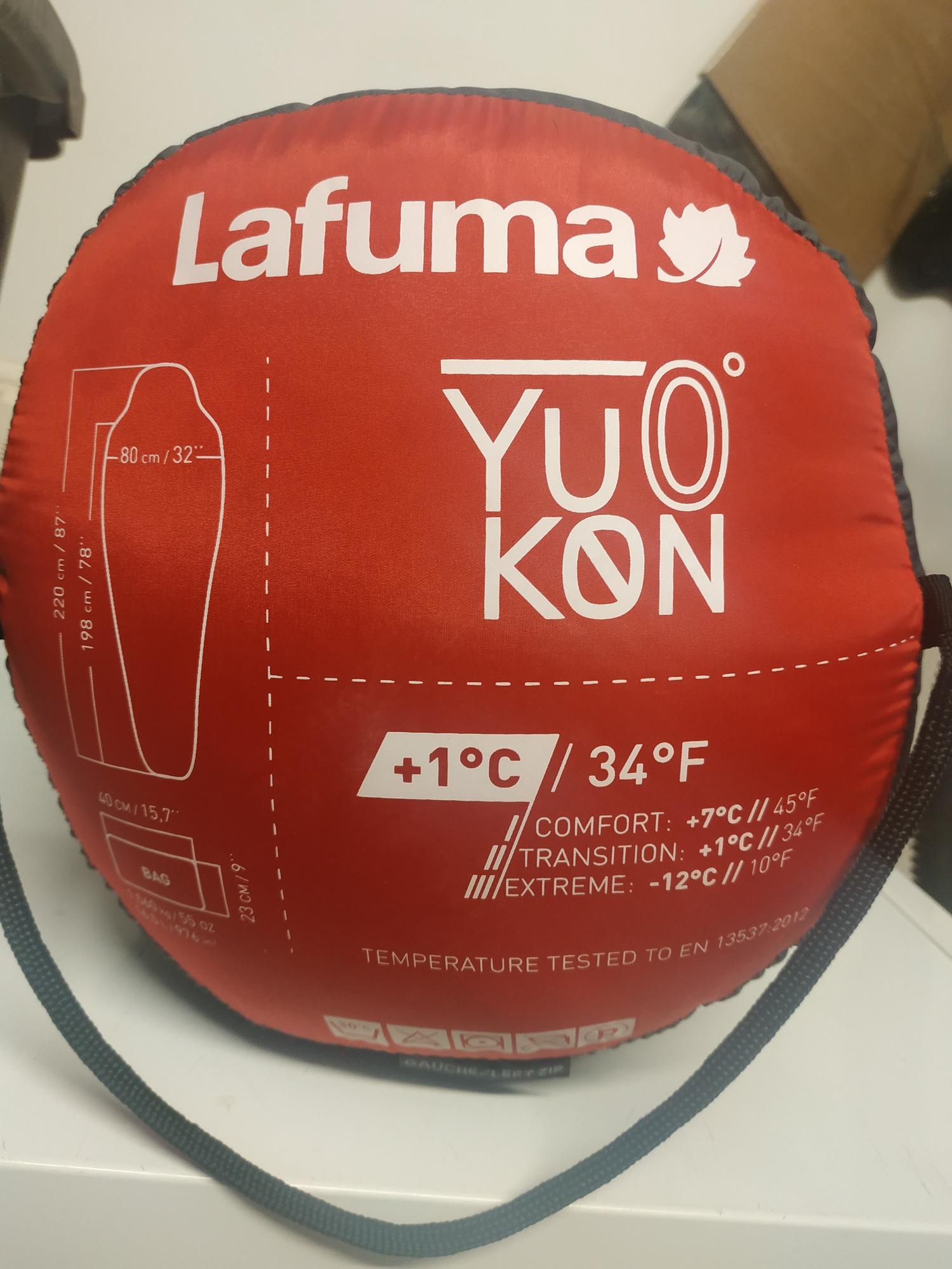 Lafuma Yukon 0°