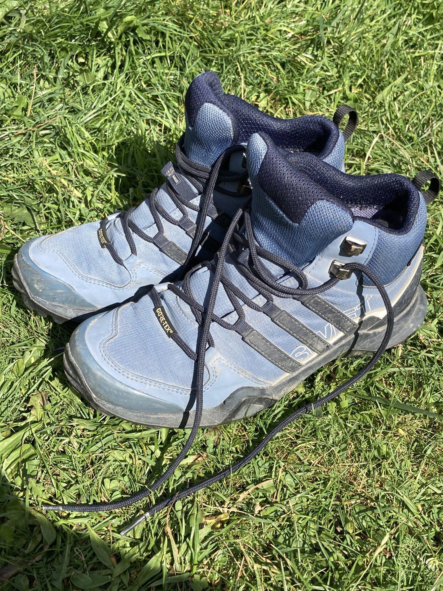 Adidas Terrex SWIFT R2 GTX W NOIR