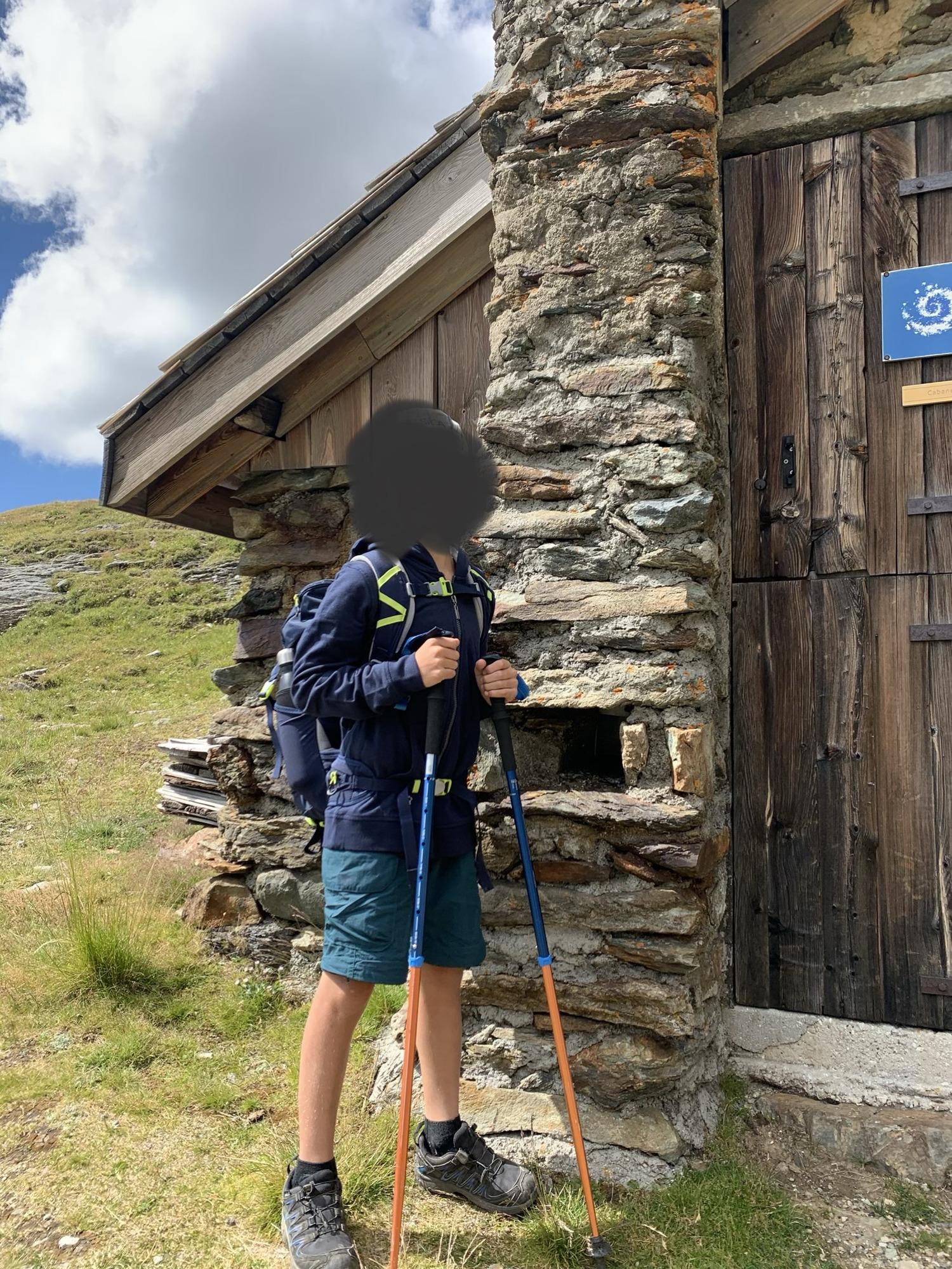 Quechua Sac à dos randonnée enfant MH500 18L
