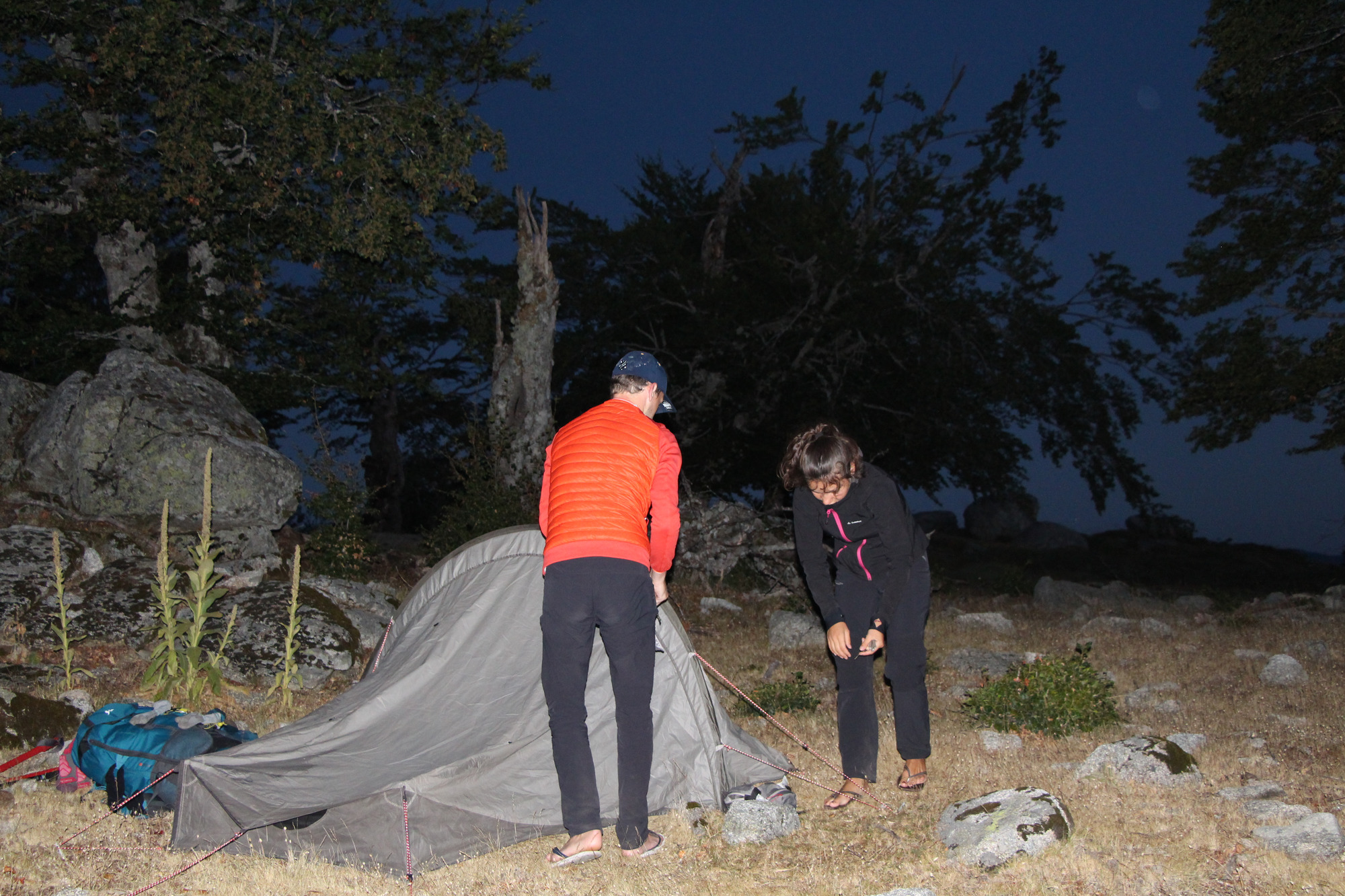 Quechua Quick Hiker Ultra Light