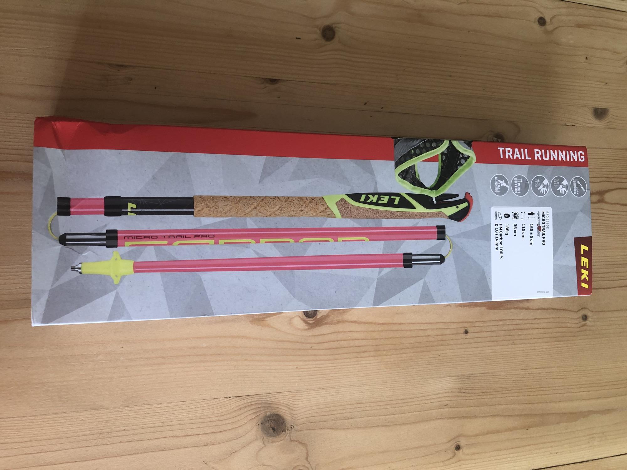 Leki Micro Trail Pro
