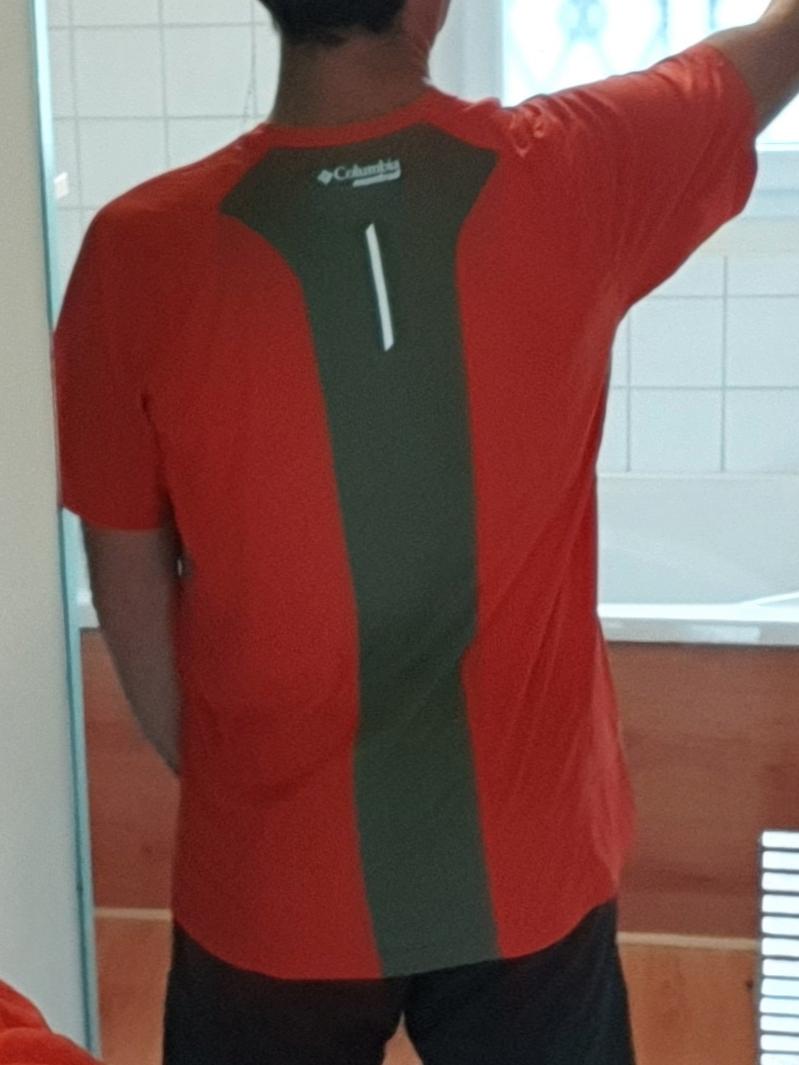 Columbia T-shirt Titan Ultra II