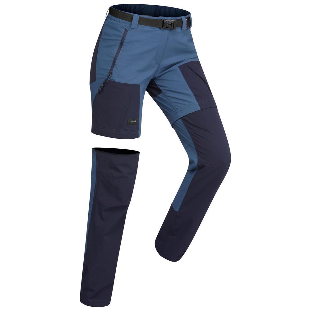 Forclaz Pantalon modulable femme Trek 500