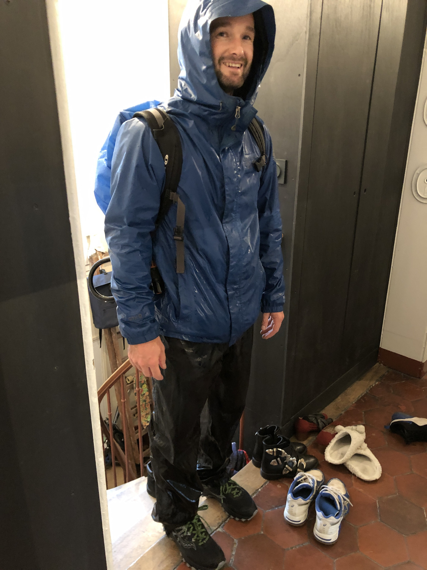 Mountain Hardwear runoff jacket