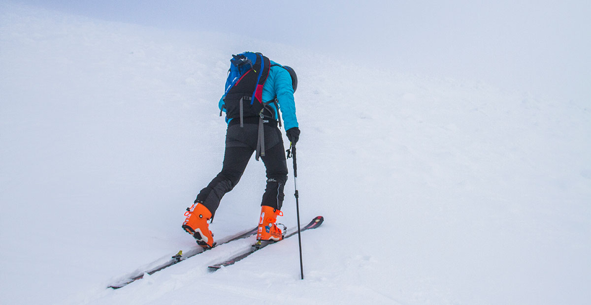 Cimalp Pantalon de ski Softshell 3 couches SNOW 2-H - Homme - Bleu