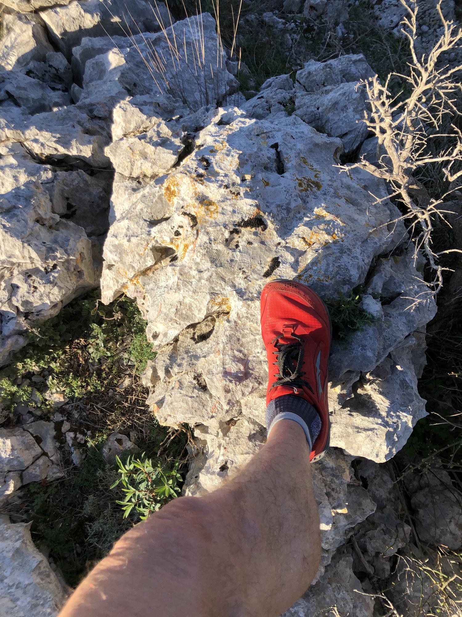 Altra Lone peak 5.0