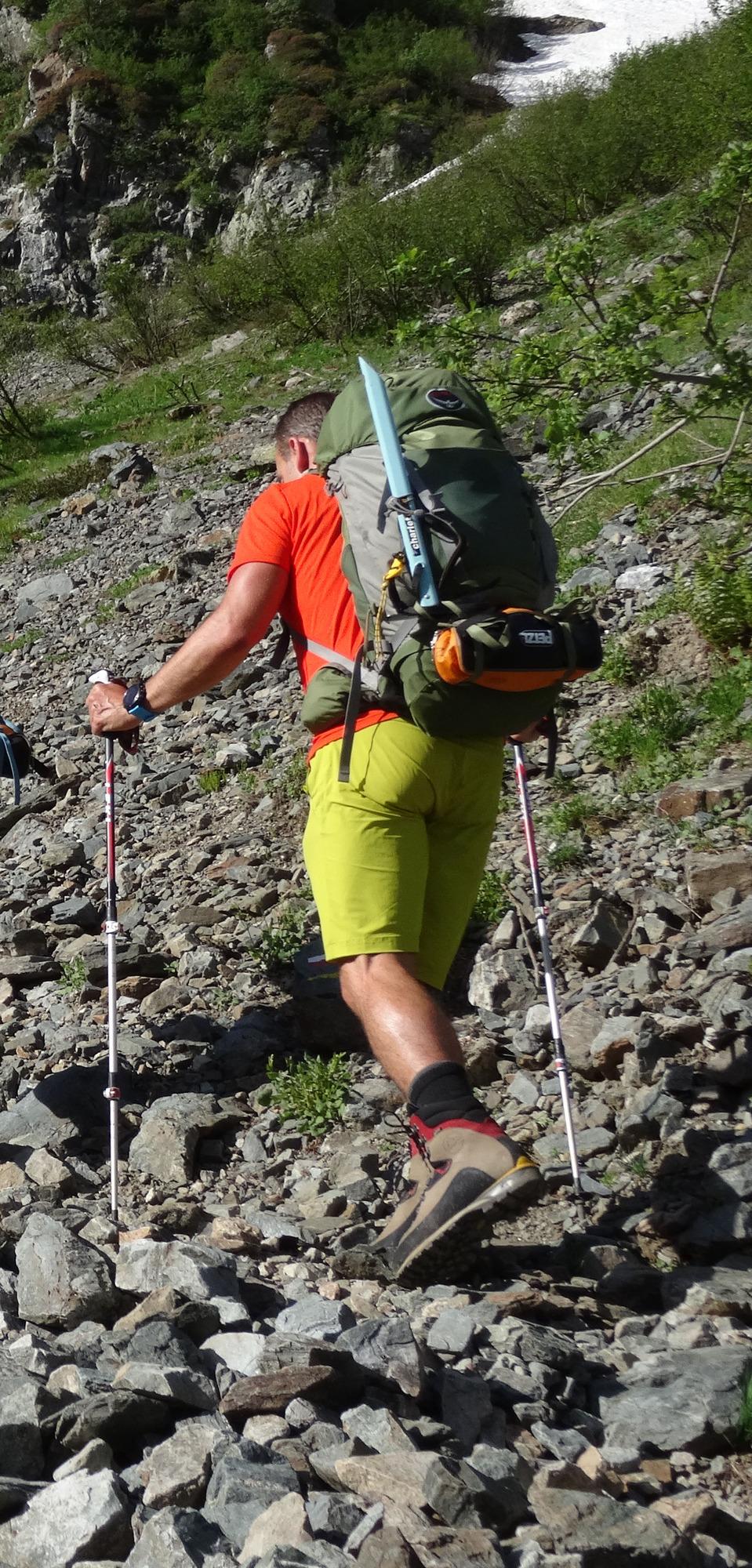Osprey Kestrel 48 homme