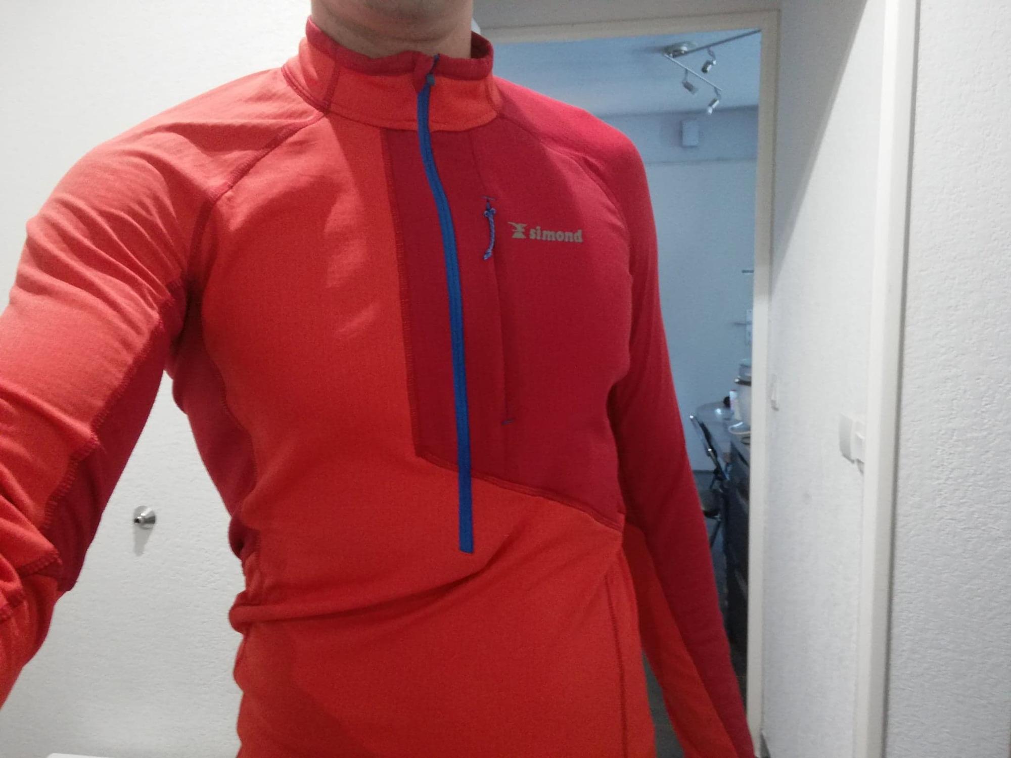 Simond Sweat Alpinism 1/2 ZIP MAN
