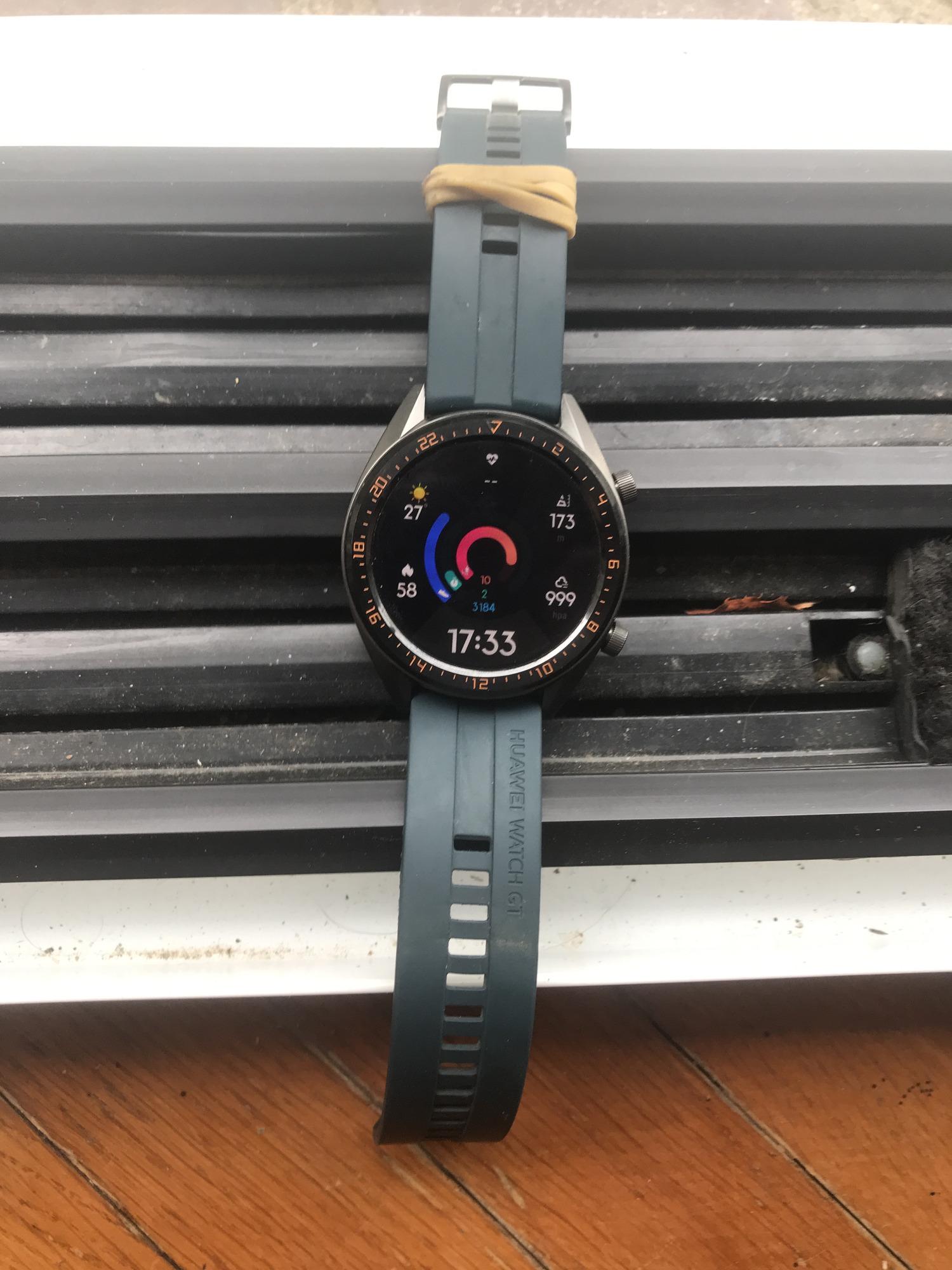 Huawei Watch gs