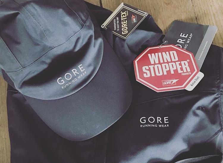 Gore Running Wear Mythos 2 Gore-Tex Active