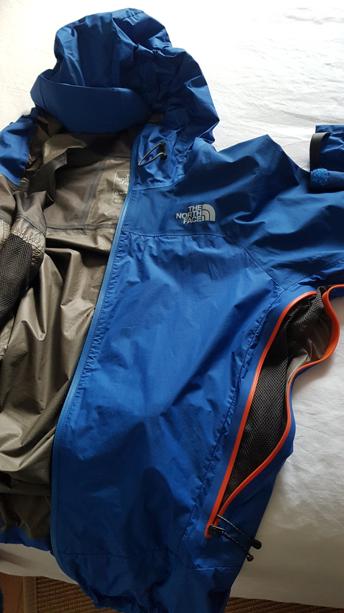 """The North Face Gore-tex Pro Shell Summit Series """"S"""""""