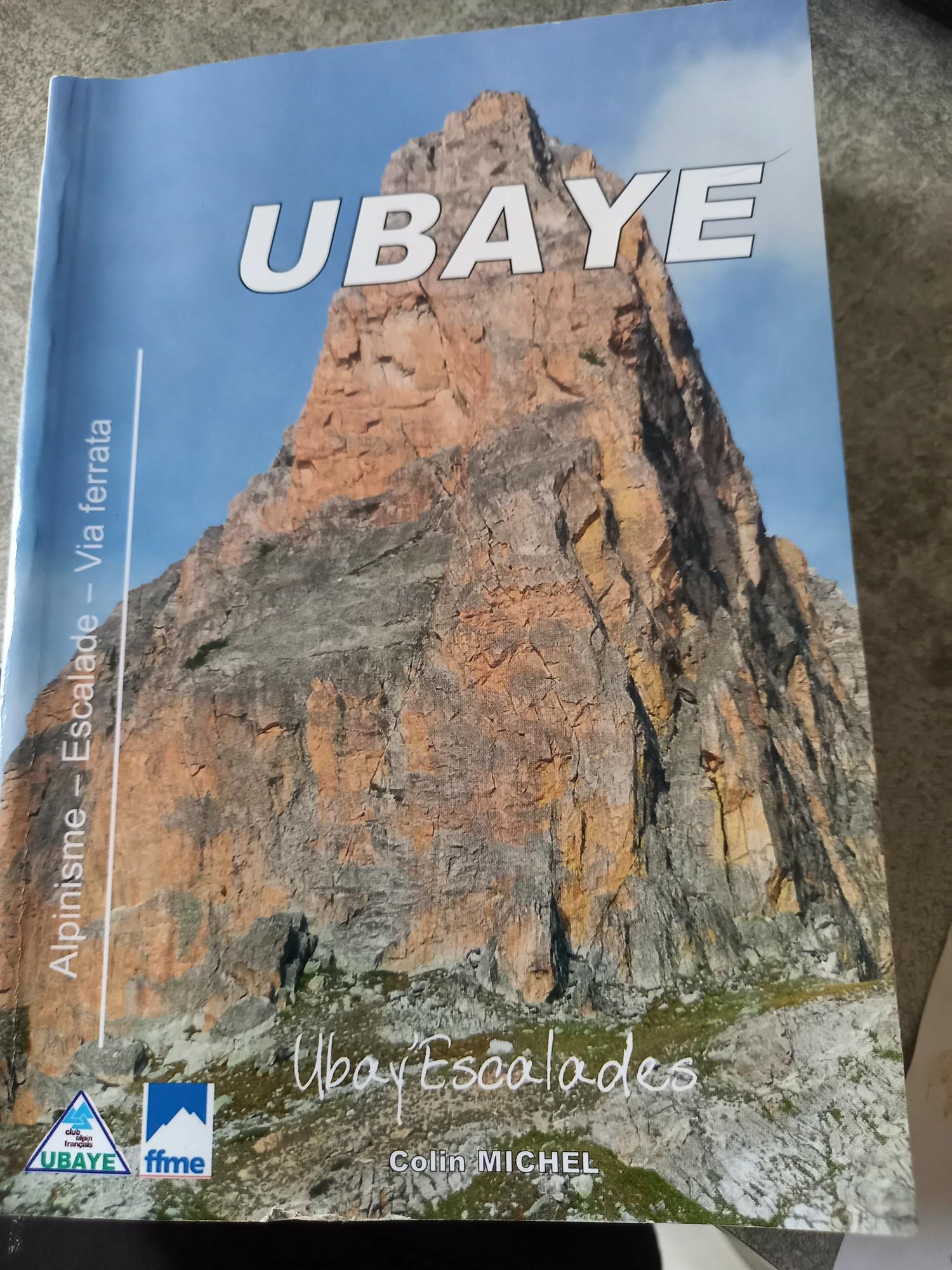 colin michel Ubay'escalade