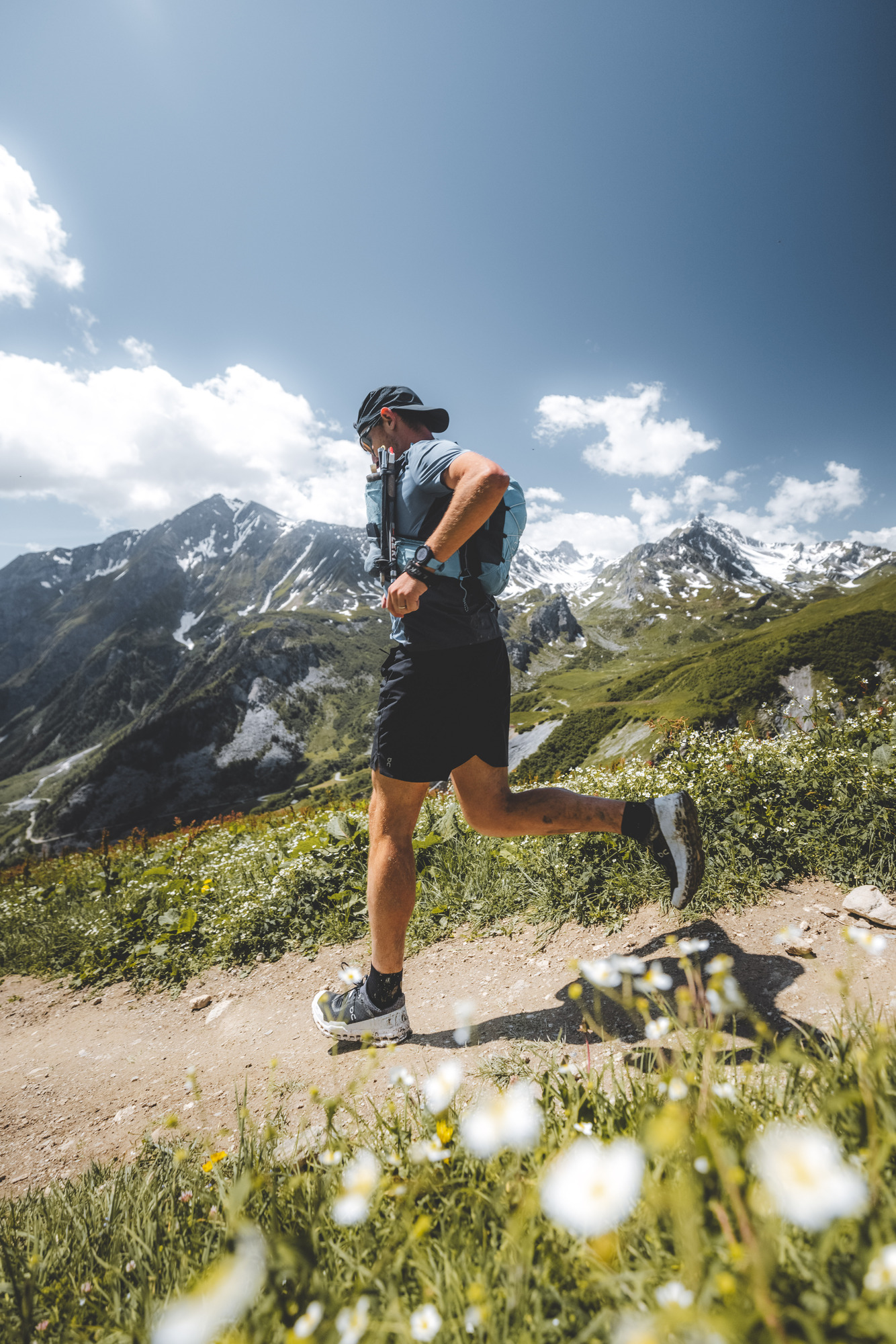 on running Cloudultra