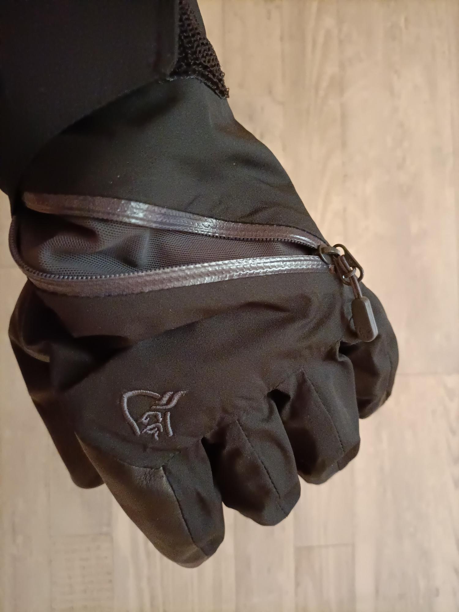 Norrøna lyngen dri1 Gloves