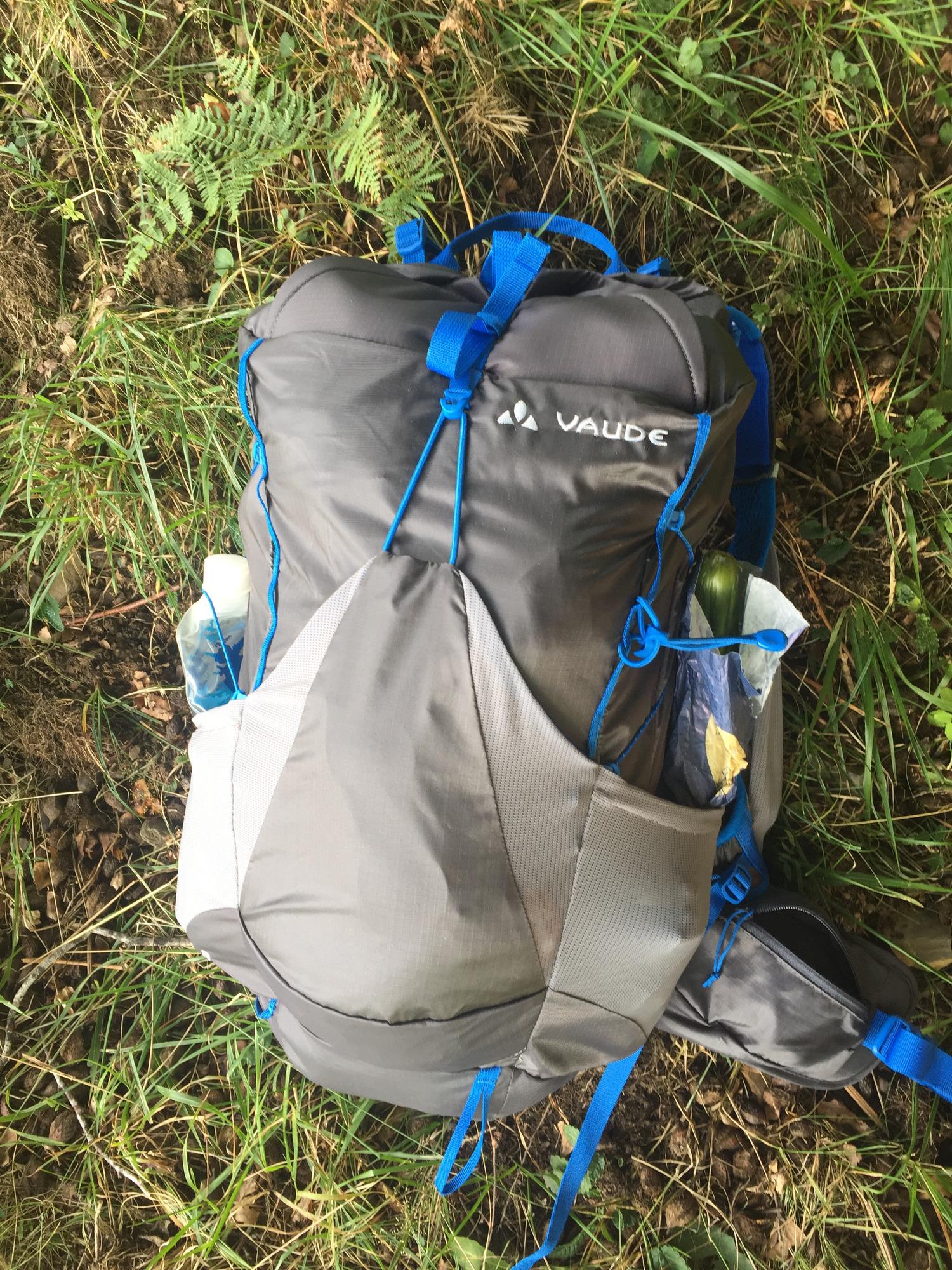 Vaude Trail Spacer 28 : Un sac éco-conçu pour les grandes randonnées à la journée ou les trails de plusieurs jours