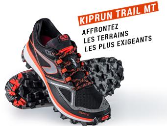Test Kalenji Kiprun Trail MT Homme 2019, avis Chaussure