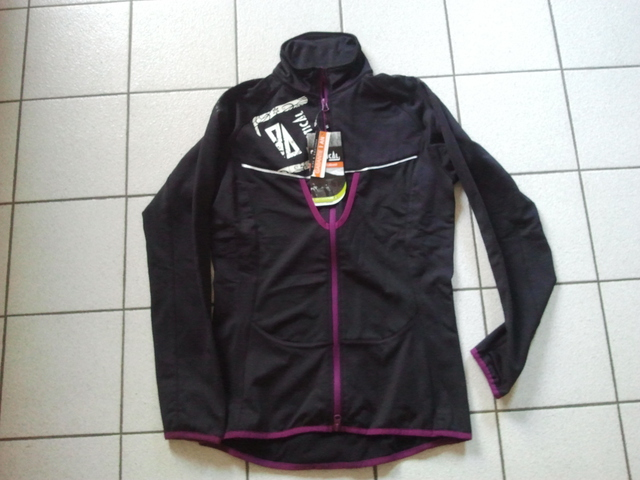 Vertical Touring Layer Jacket Lady