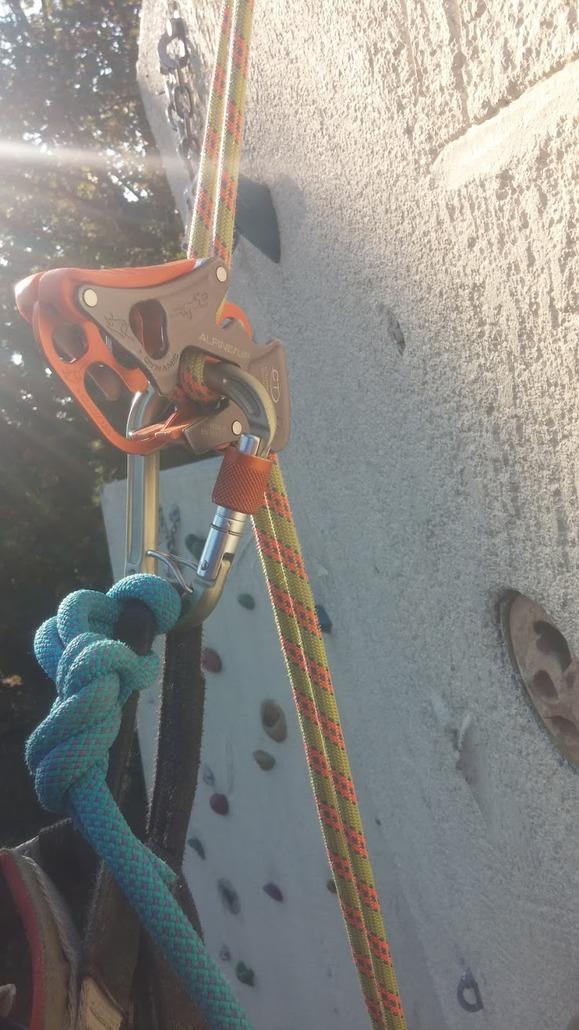 Climbing technology Alpin Up